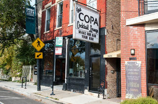 The Copa Lounge