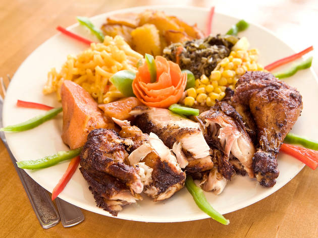 Tropic Island Jerk Chicken