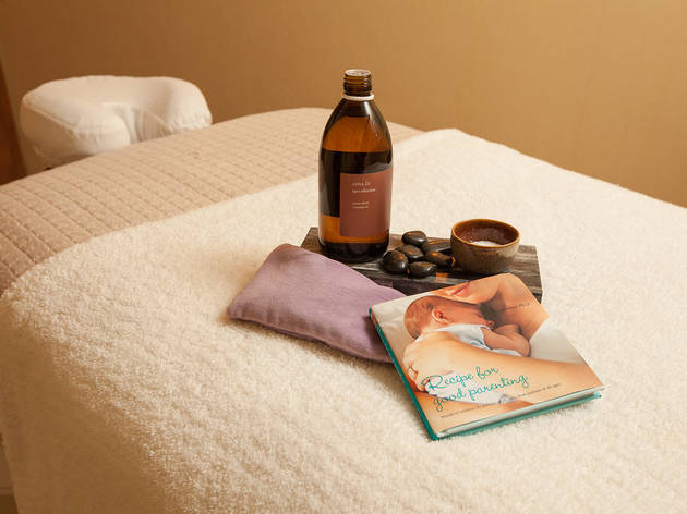 Spa at the Four Seasons Hotel
