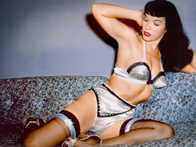 Bettie Page Reveals All: movie review