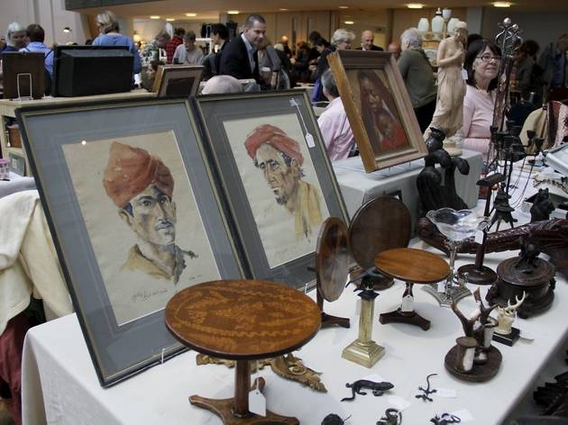 Adams Antiques Fair