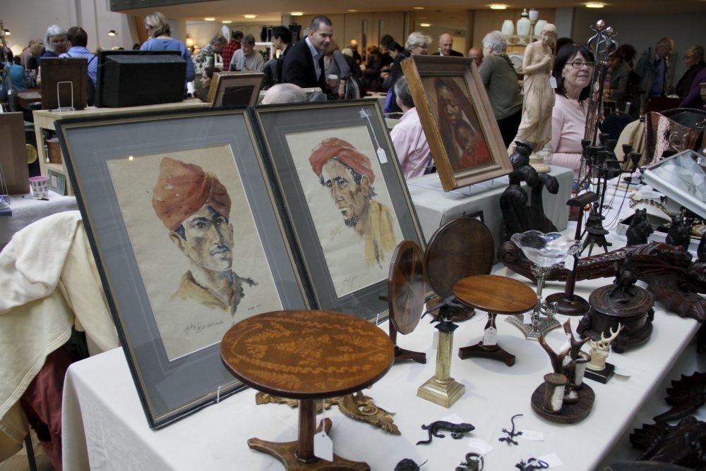 Adams Anqitues Fair, press image, 2013