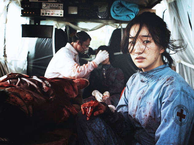 Flu 2013, directed by Kim Sung-Soo | Film review