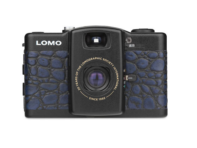 A Lomography camera