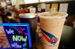 Milk Tea (Photography: Courtesy Volcano Tea House)