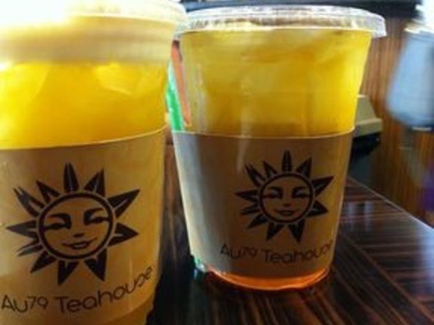 Iced Tea (Photography: Courtesy AU79 Tea House)
