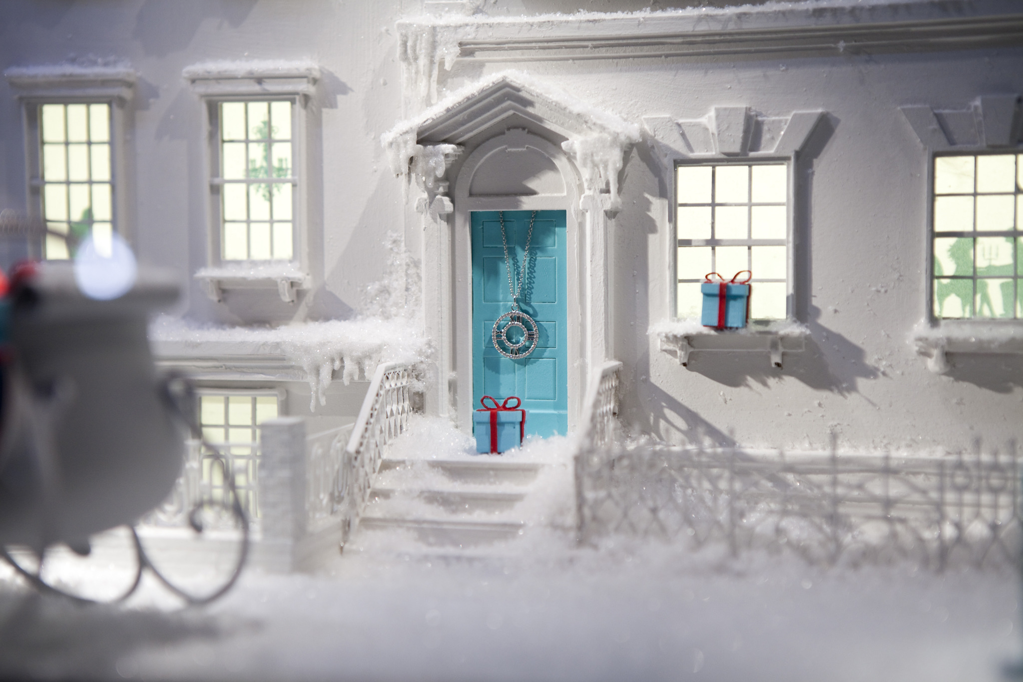 Tiffany & Co. holiday windows 2013