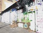 The artworks at 5 Pointz were painted over with white early on the morning of November 19
