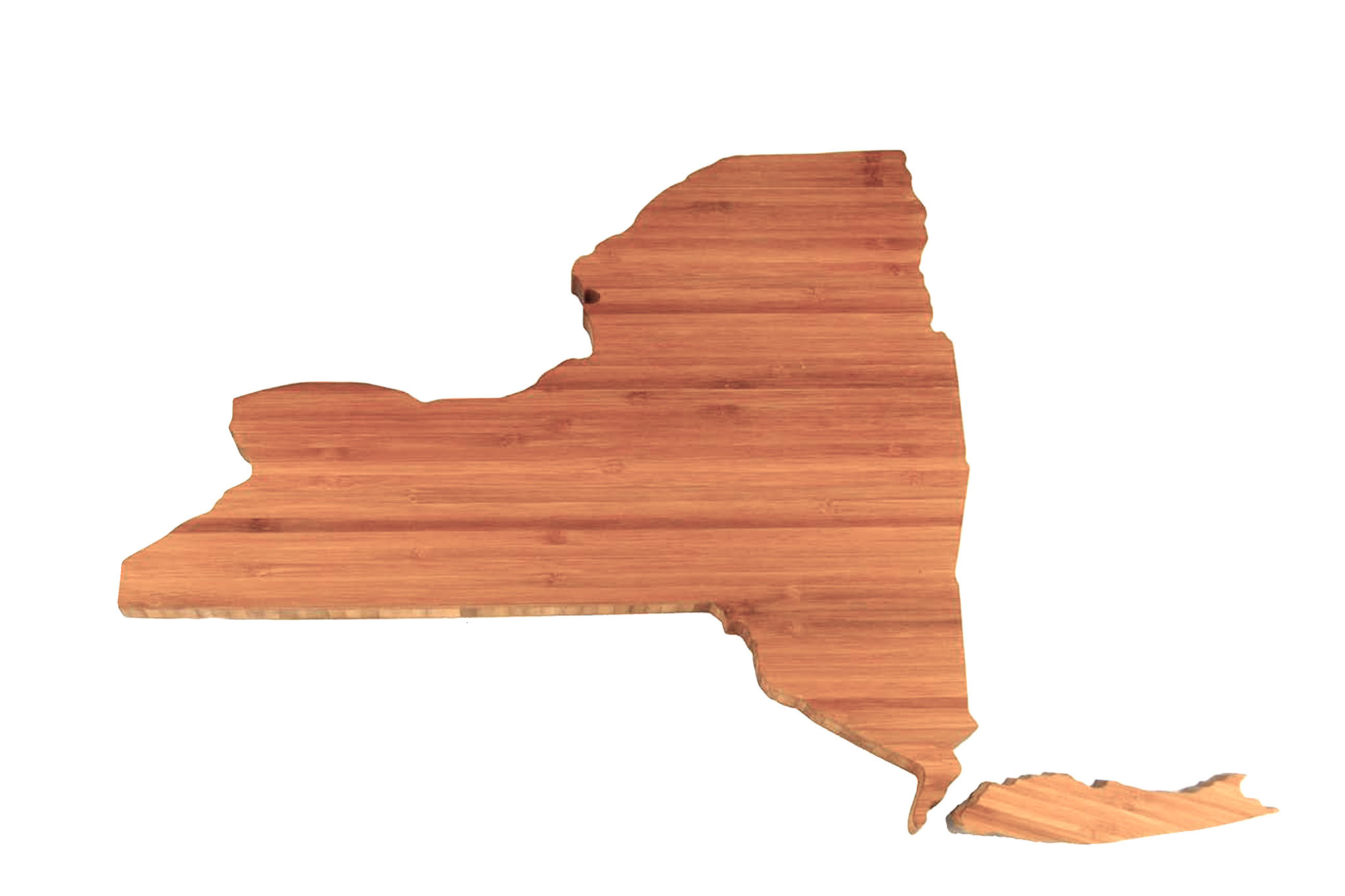 AHeirloom New York sustainable-bamboo cutting board
