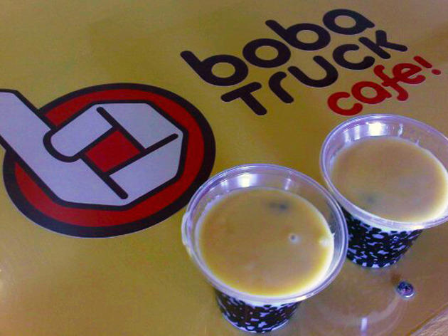 Tapioca Pudding  (Photography: Courtesy The Boba Truck )