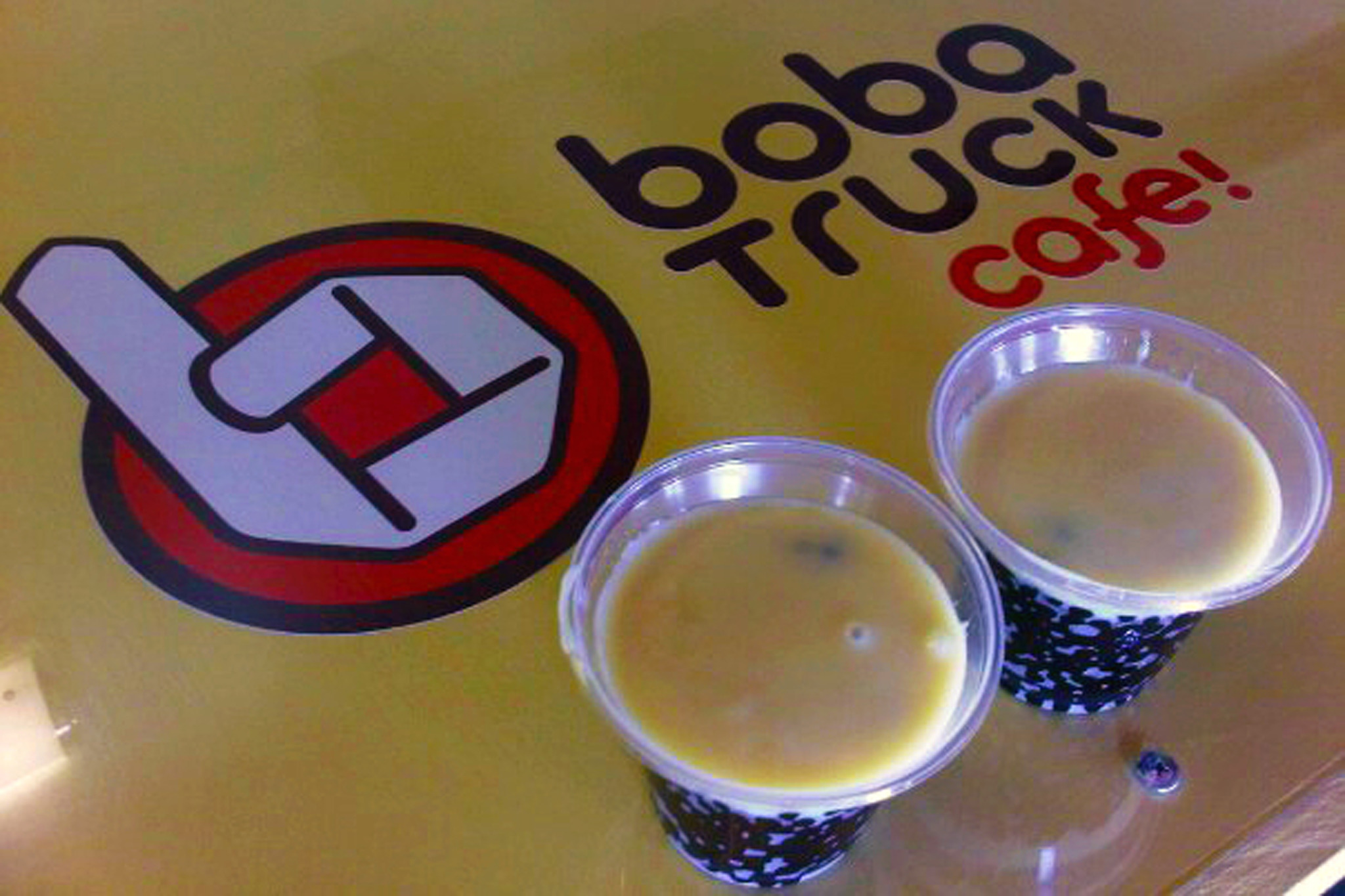The Boba Truck