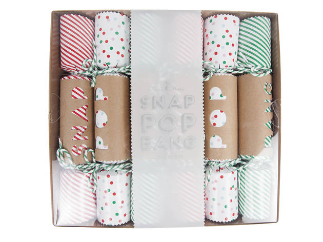 Williams Sonoma Christmas Crackers.Holiday Gift Guide 2013 Stylish Christmas Crackers