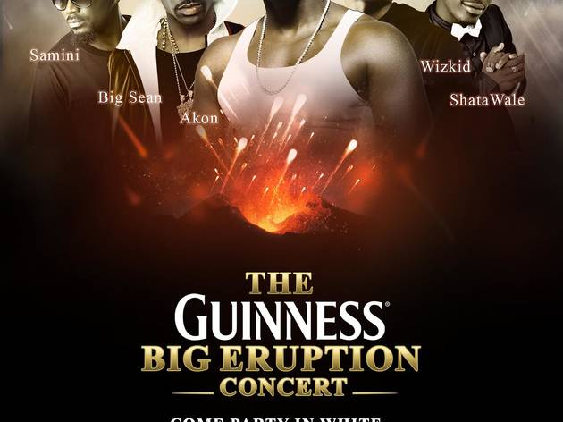 The Guinness Big Eruption Concert