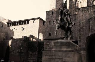 Escultura Ramon Berenguer