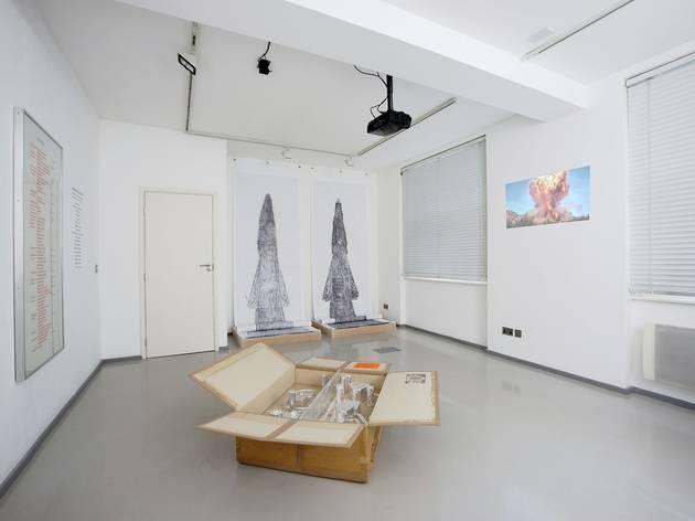 Exploding Utopia (Exhibition view)