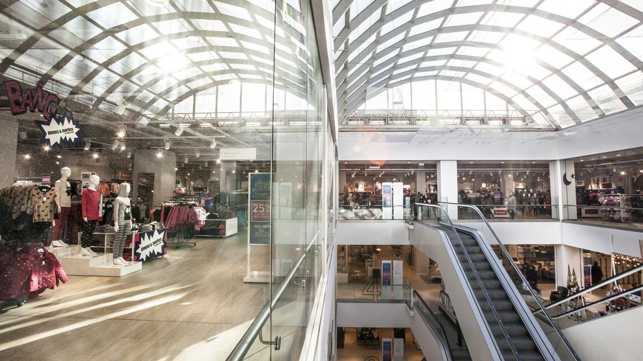 Oxford Street shops – Bond Street to Oxford Circus – Time ...