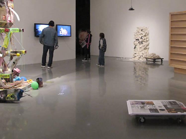 Exposición: Demasiado futuro