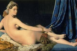 Jean-Auguste-Dominique Ingres, 'Une odalisque', 1914