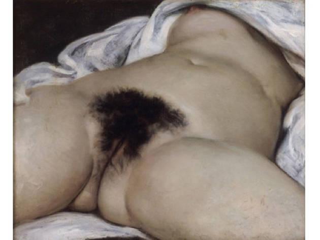 Gustave Courbet, 'L'Origine du monde', 1866