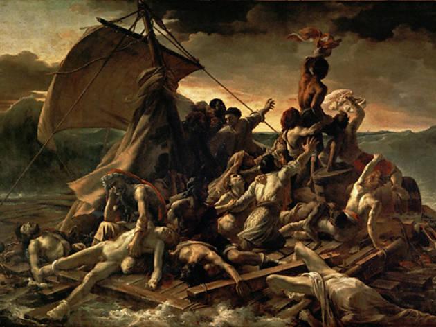 Théodore Géricault, 'Le Radeau de la Méduse', 1819