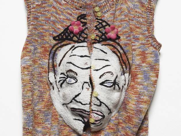 Hardeep Pandhal ('Bruce Parry Vest by Mum', 2012)