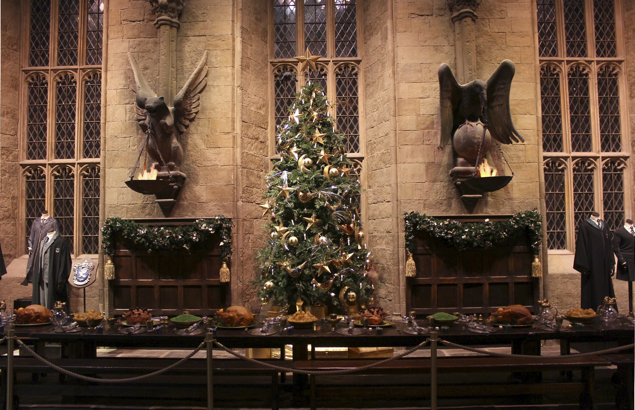 Hogwarts in the Snow, Harry Potter Studio Tour
