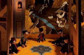 Wael Shawky ('Cabaret Crusades: The Path to Cairo', 2012)