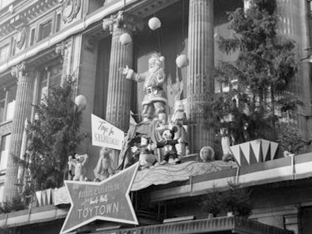 In photos: London's Christmas past