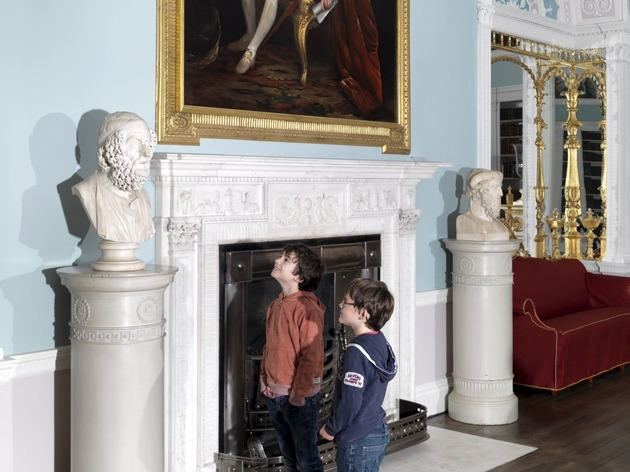The Big Draw: Kenwood House
