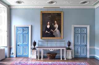 (The newly restored entance hall at Kenwood House. © ENGLISH HERITAGE / CHARLES HOSEA)