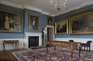 (The newly refurbished Lord Mansfield's Dressing Room at Kenwood House. © ENGLISH HERITAGE / PATRICIA PAYNE)