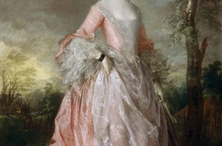 ('Mary, Countess of Howe' by Thomas Gainsborough, c1764. © ENGLISH HERITAGE)
