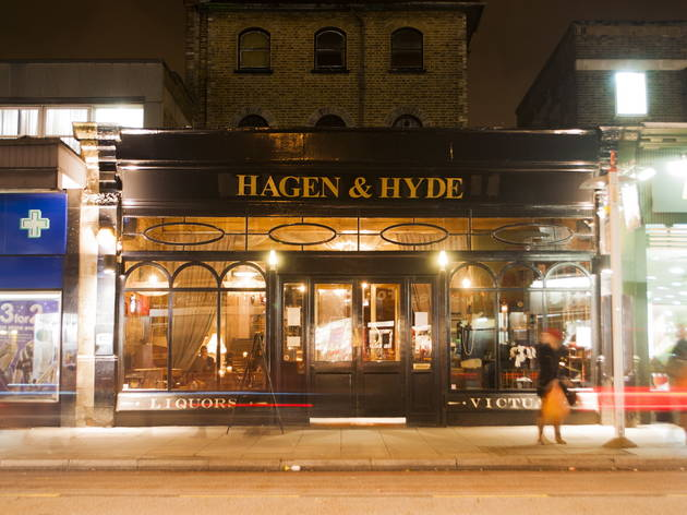 Hagen & Hyde (© Nick FitzPatrick)