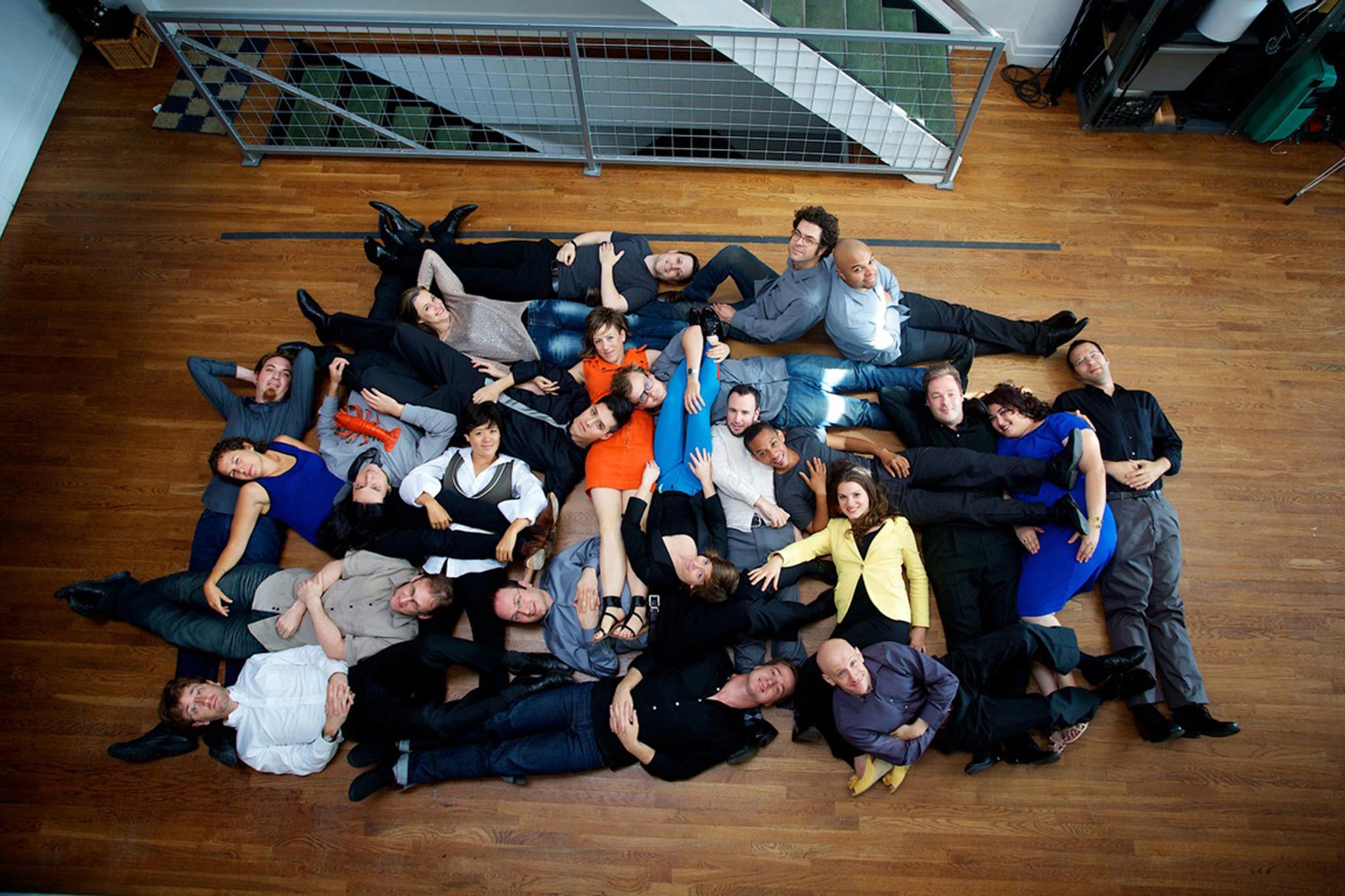 International Contemporary Ensemble: OpenICE
