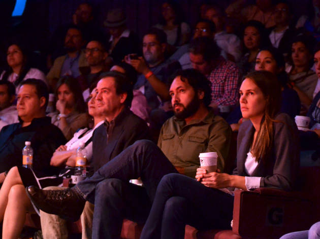 TEDx Mexico City 'Cerrando Brechas'