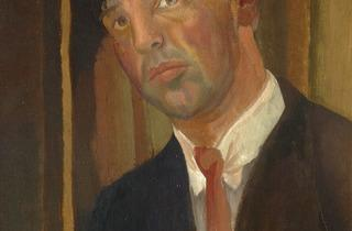 Stanley Spencer ('Self-Portrait', 1923)