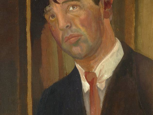 Stanley Spencer ('Self-Portrait', 1923)
