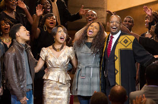 Black Nativity: movie review