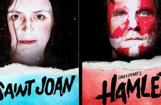 Hamlet and Saint Joan