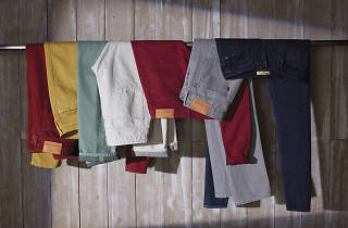 Levi's Made & Crafted and Levi's Vintage Clothing sample sale