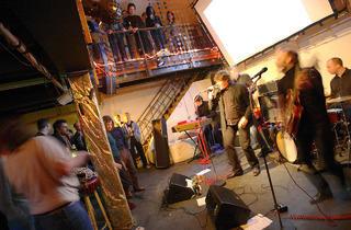 Nieuwe Anita, Music, Clubs, Amsterdam