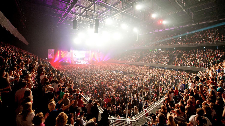 Ziggo Dome, Music, Clubs, Amsterdam