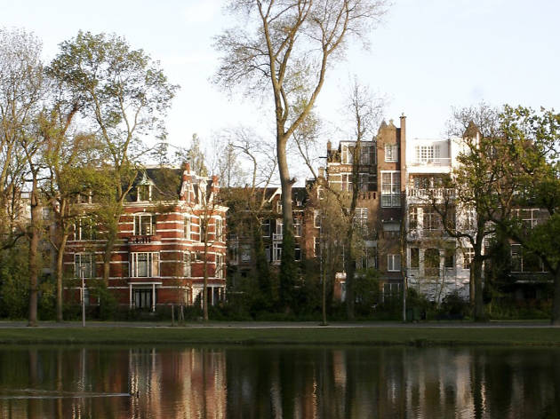 Vondelpark, Sights, Attractions, Amsterdam