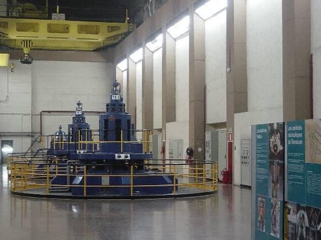 Complex hidroelectric Tavascan