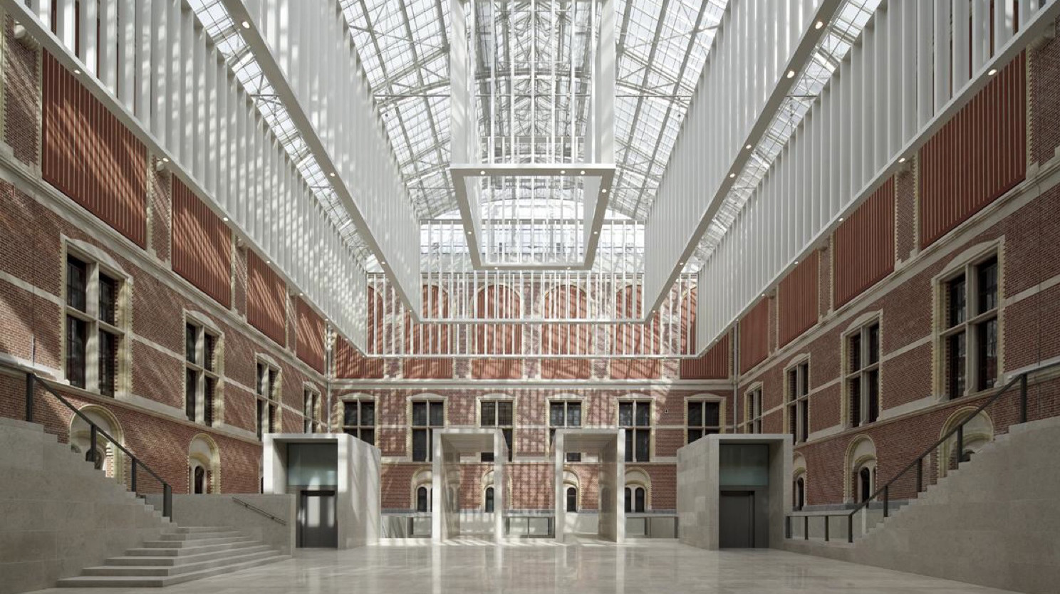 Visit the all-new Rijksmuseum