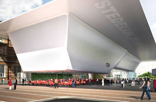 Stedelijk, Museums, Galleries, Amsterdam