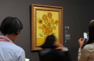 Van Gogh Museum, Museums, Galleries, Amsterdam