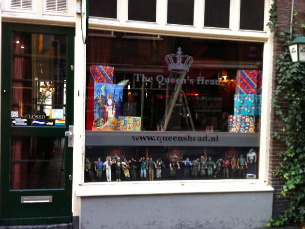 Queens Head, gay, lesbian, Amsterdam