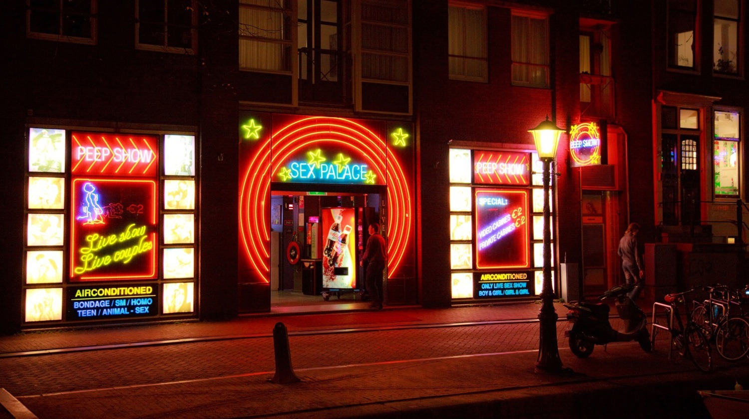 A guide to Amsterdam's Red Light District