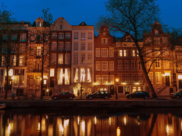 The best luxury hotels in Amsterdam